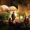L'Hostellerie de Château  - Terrasse et jardin -