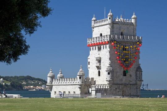 La tour de Belem, icône de Lisbonne
