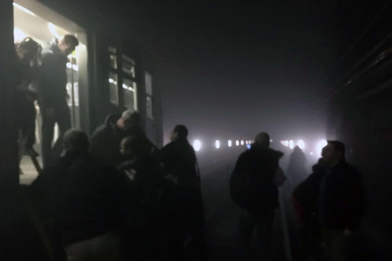 Attentat métro Bruxelles : véritable massacre à la station Maelbeek, 20 morts
