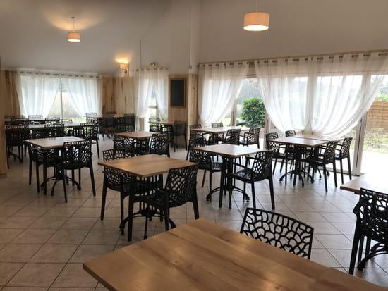 Restaurant : La Table Des Lou Passants  - La salle -   © FP