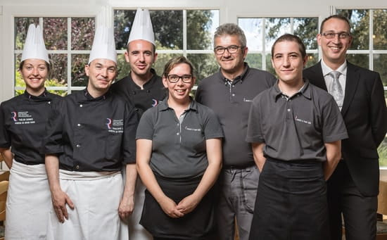 Le Grand Chêne  - Equipe unis du Grand chene de Sillans -