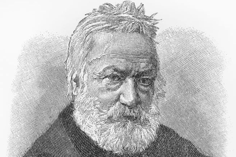 Poème De Victor Hugo Poète Romantique