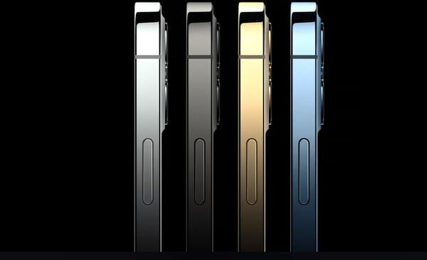Les premières photos de l'iPhone 12 Pro