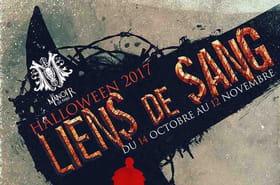 Un spectacle terrifiant d'Halloween au Manoir de Paris
