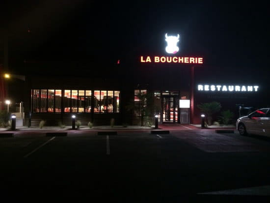 Restaurant la Boucherie Royan