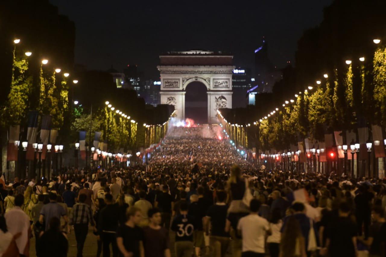 14-Juillet et finale du Mondial: 110.000forces de l'ordre mobilisées à travers la France