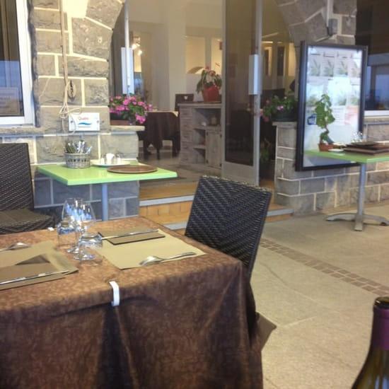Restaurant : Saveurs du Sud  - La terrasse  -