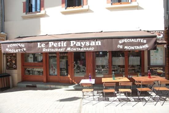 Le Petit Paysan  - facade -   © cyril