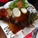 Plat : Le Chaudron  - Magret de canard aux figues et a l'armagnac -