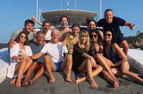 Famille, amis, agent... Zoom sur le clan Deschamps
