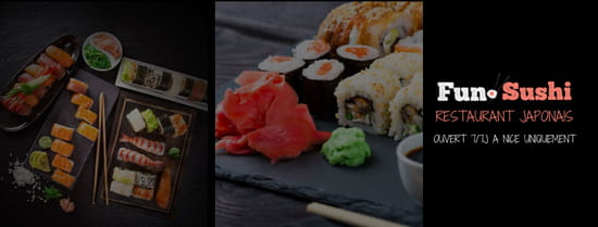 Restaurant : Fun Sushi  - Fun sushi -   © Fun sushi