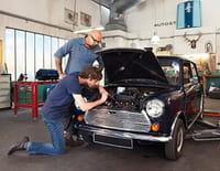 Wheeler Dealers France : Morris Mini 850