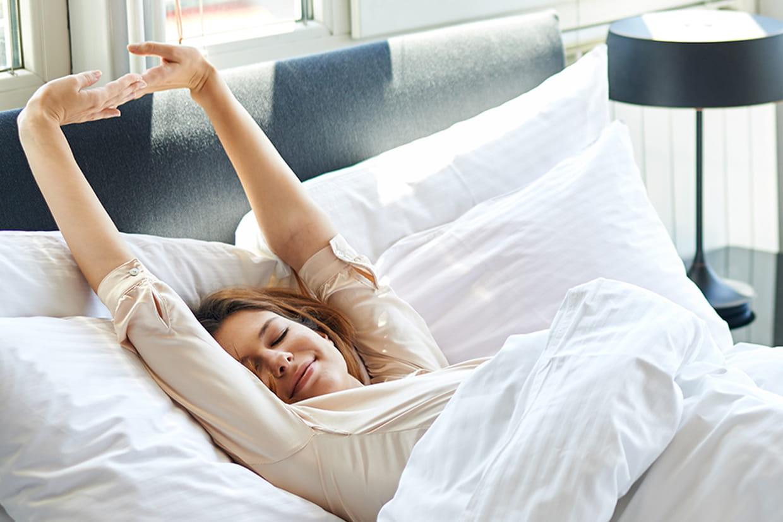 Objectif mieux dormir 20 conseils pour la chambre for Agencement chambre a coucher