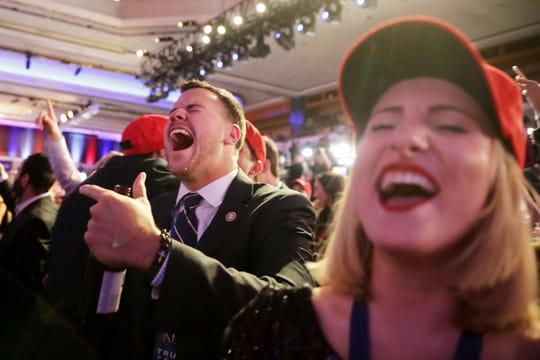 Swing states: Trump gagne Ohio, Floride et Caroline du Nord, clés de la présidentielle américaine