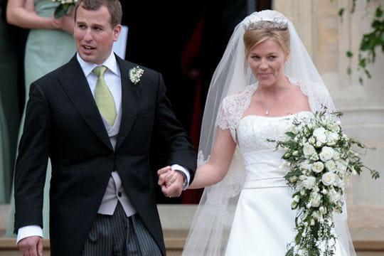 Peter Philipps épouse Autumn Kelly