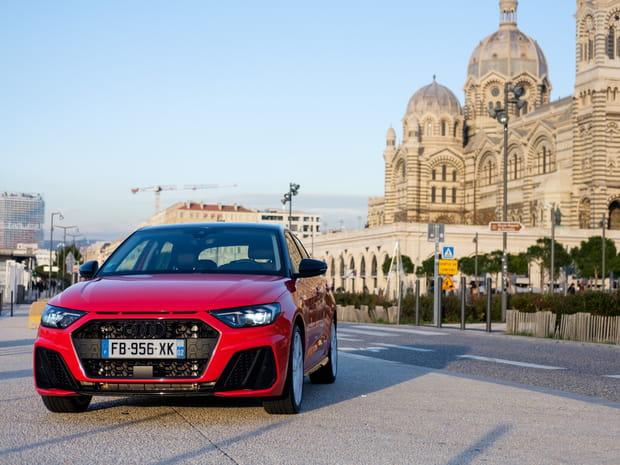 Essai Audi A1Sportback: plus grande qu'avant, vaut-elle son prix?