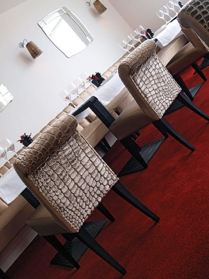 Brasserie Le Carré  - La salle de l'étage -   © Vauzelle