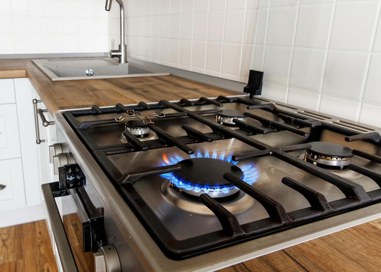 Meilleure gazinière: gaz, électrique, induction, quel modèle choisir?