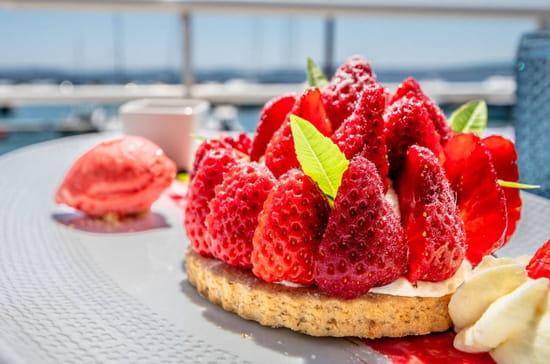 Dessert : L'Amiral  - Restaurant L'Amiral - Sainte Maxime -   © L'Amiral Sainte-Maxime