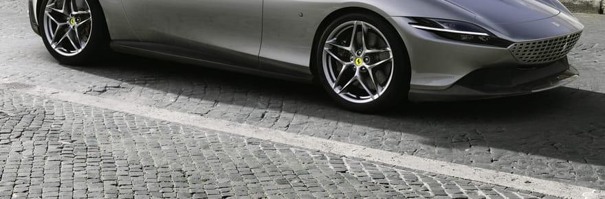 Ferrari Roma: un modèle 100% inédit! Quel sera son prix? [photos]