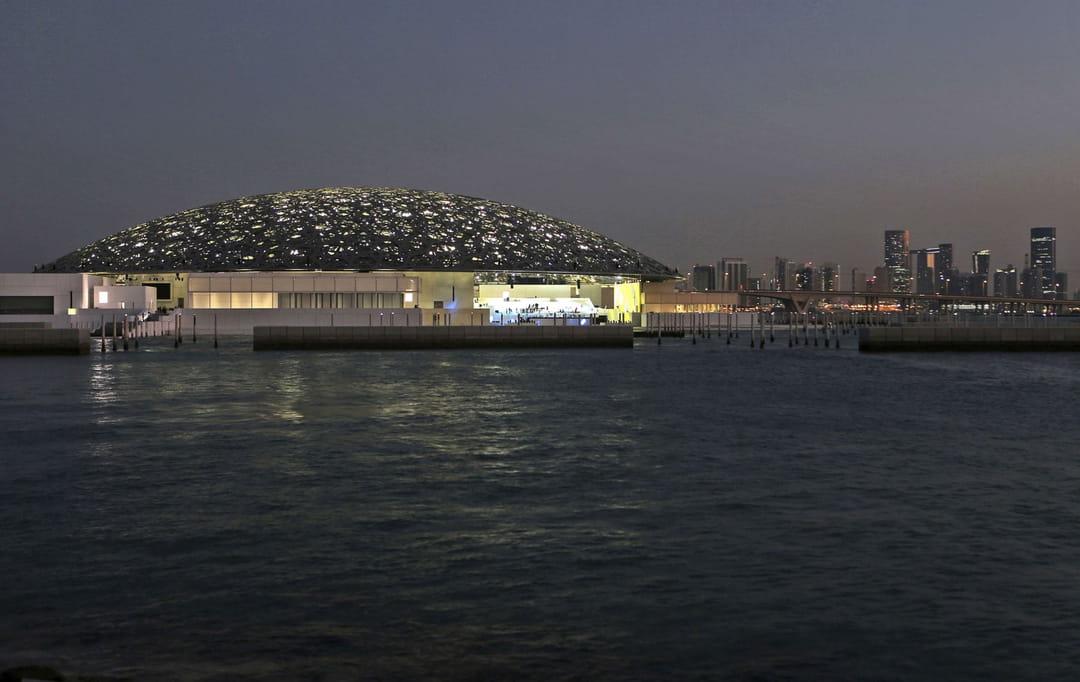 Le Louvre Abu Dhabi, un