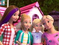 Barbie Dreamhouse Adventures : Barbie Roberts : Sirène sous couverture