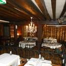 Le Connétable  - Salle de restaurant à l'étage -