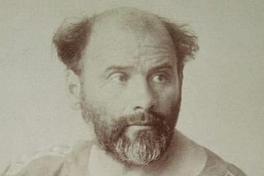 Gustav Klimt: biographie courte du peintre symboliste autrichien