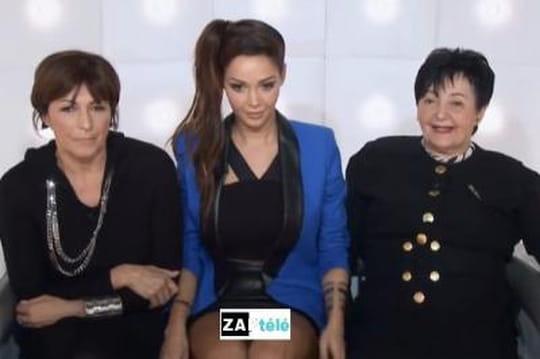 Zapping TV du jour: La culotte de Nabilla au Grand Journal