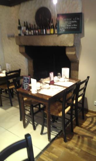 Creperie la Reine Anne  - intérieur du restaurant -   © restaurateur