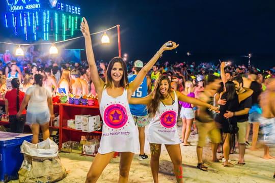 Full Moon Party: lieu en Thaïlande, dates, 2019, prix... Infos pratiques