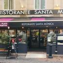 Restaurant : Santa Monica  - entrée -   © Santa Monica