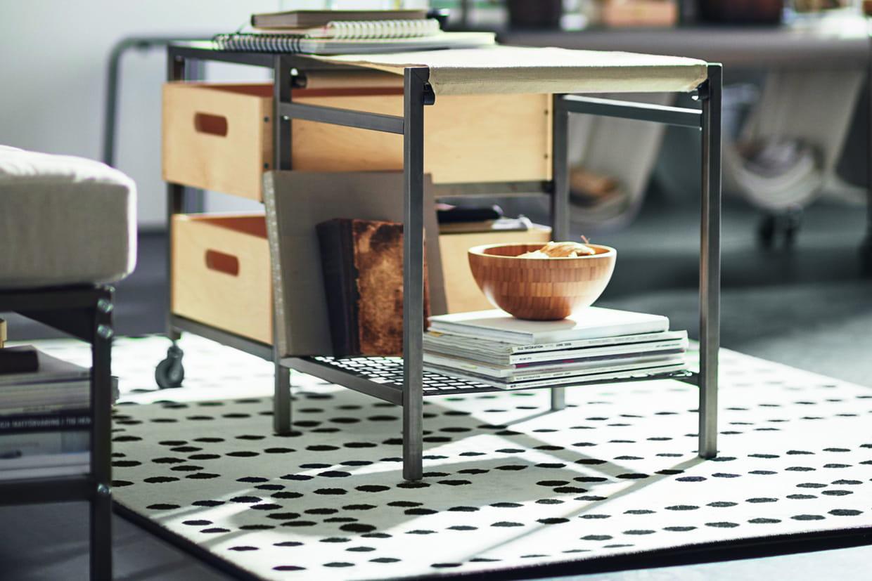 un tapis anti bruit. Black Bedroom Furniture Sets. Home Design Ideas