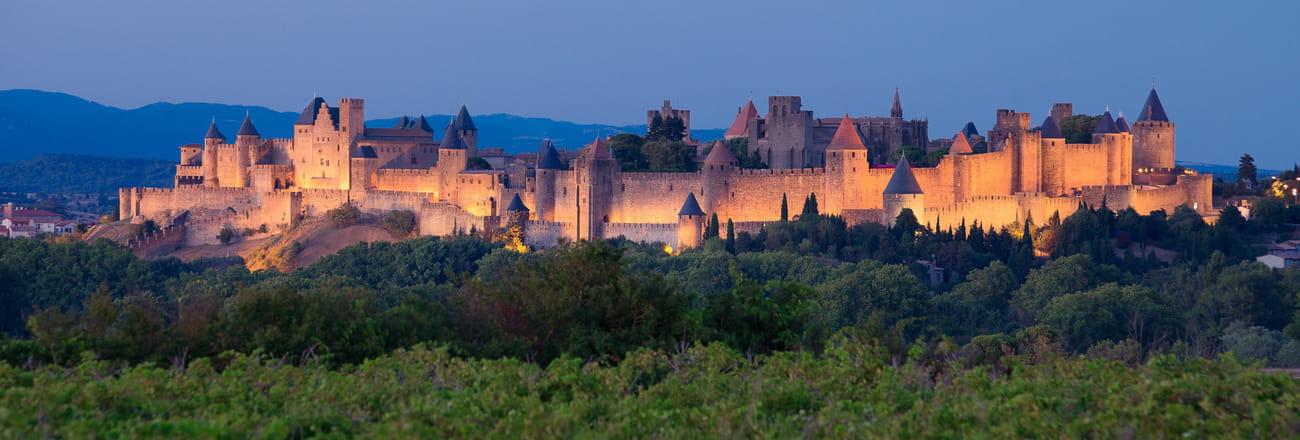 Échappée médiévale à Carcassonne