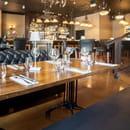 Restaurant : Les Mômes  - Salle restaurant & Bar -   © Les Mômes