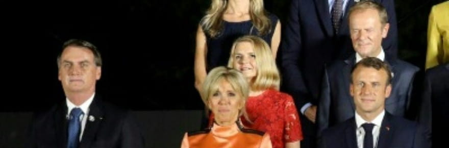 Brésil: Jair Bolsonaro s'en prend à Brigitte Macron