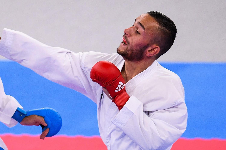 JO 2021: Steven Da Costa champion olympique de karaté!!! Résultats et actu en direct