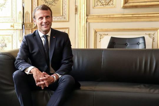 Interview de Macronce 14juillet: face aux critiques, le président droit dans ses bottes?