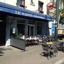Entrée : Le Saint Fiacre  - Restaurant le saint-fiacre  -
