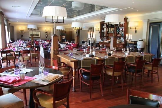 La Grange aux Ormes  - restaurant -