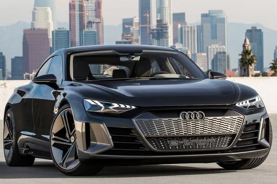 Audi e-tron GT Concept: dans quel film va jouer cette supercar?