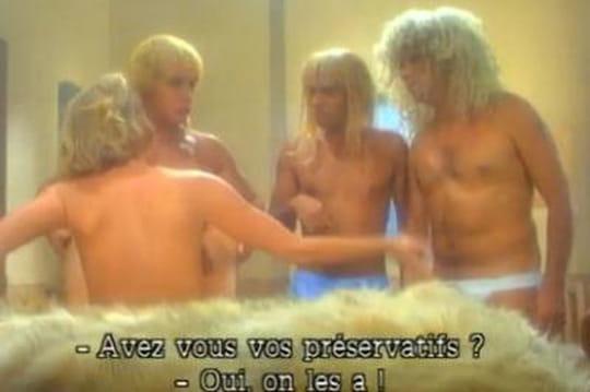 Les Inconnus : la pub pour les préservatifs