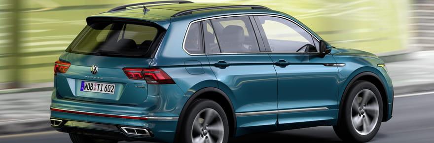 Nouveau Volkswagen Tiguan: que propose la version restylée? Toutes les infos