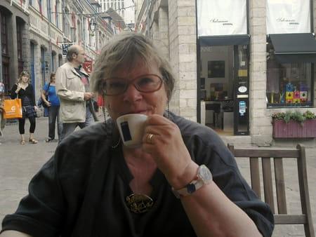 Monique Des  Flandres