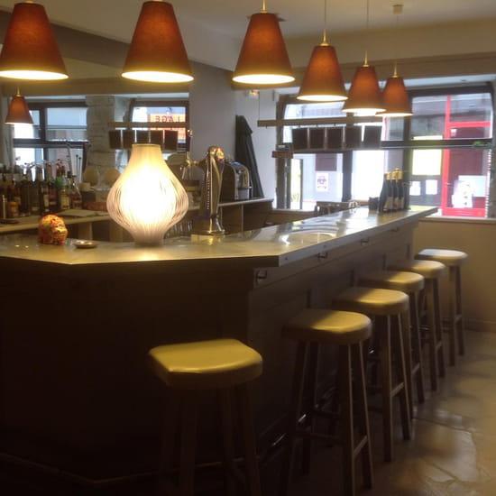 , Restaurant : Chez Nous  - le zinc -   © Chez nous