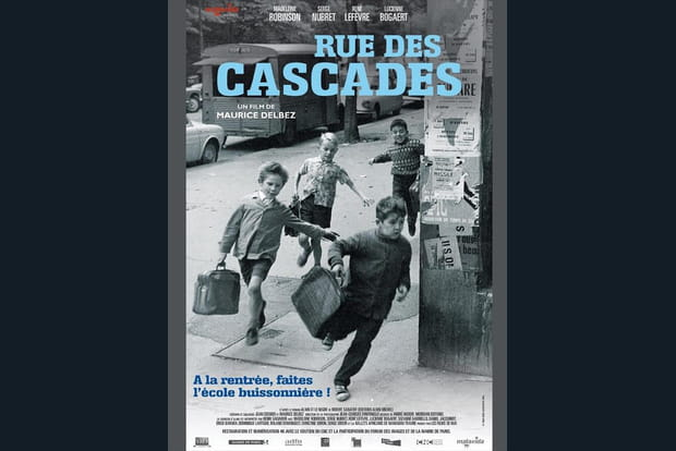 Rue des cascades - Photo 1