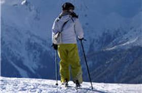 Exercices de préparation pour éviter les accidents de ski
