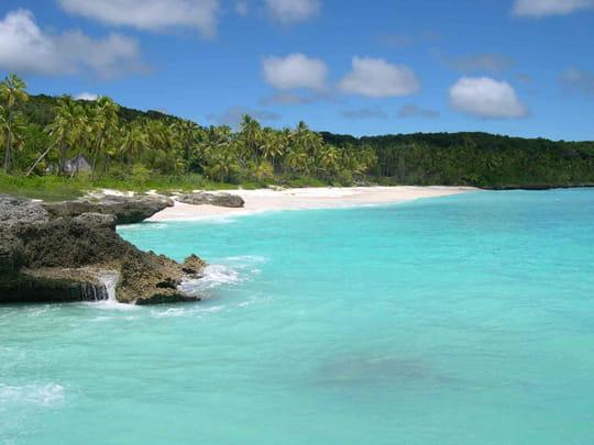 L'île de Lifou
