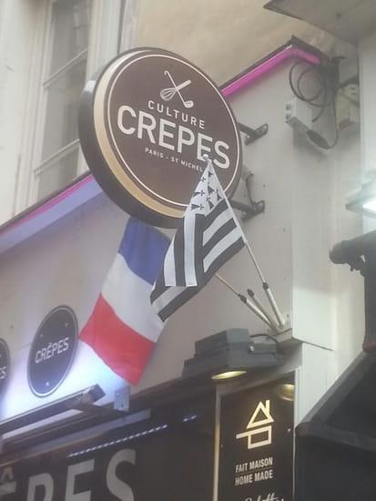 Culture Crêpes  - Paris saint Michel culture crepes 8 -   © culture crepes