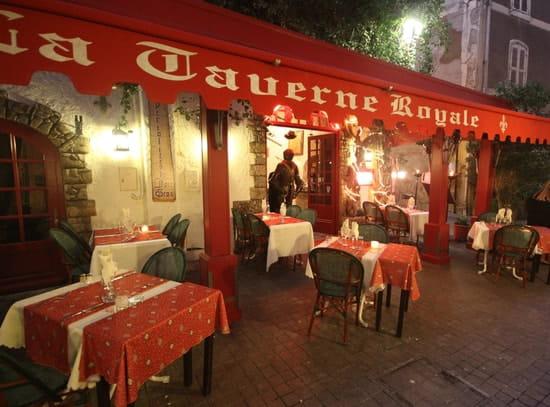 La Taverne Royale  - La Terrasse -